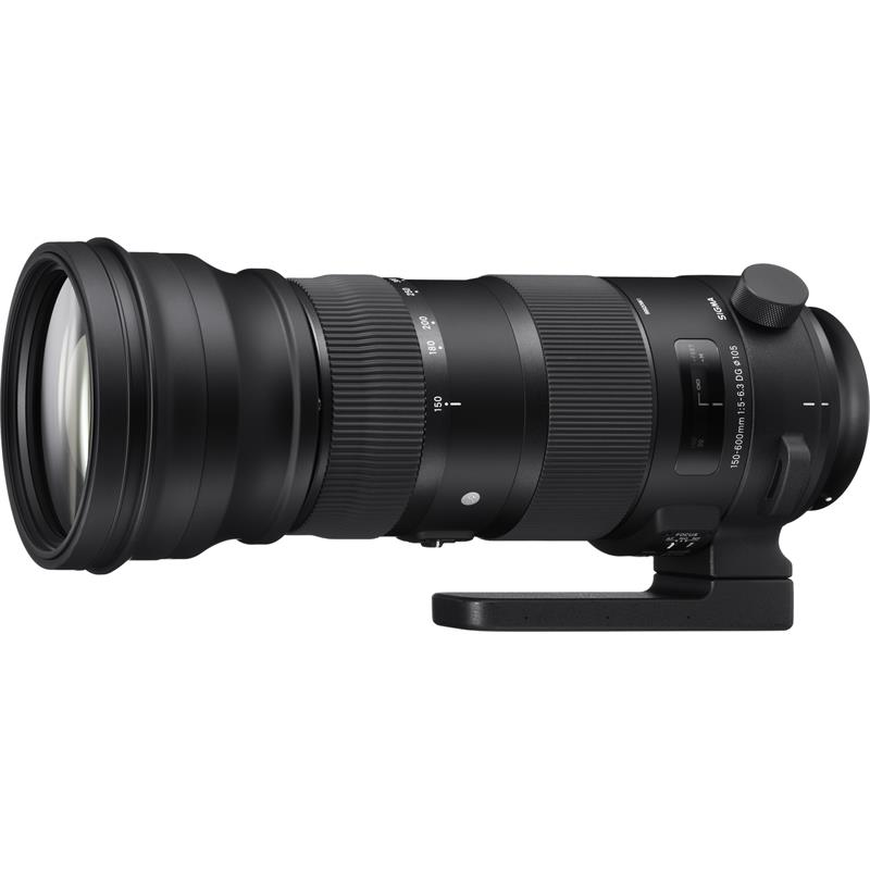 Sigma 150-600mm DG OS HSM Sport + 1.4x TC-1401 - Canon EOS Thumbnail Image 1
