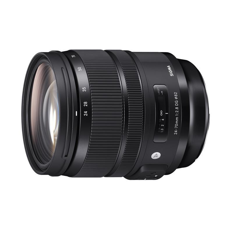 Sigma 24-70mm F2.8 DG OS HSM Art - Nikon AF Thumbnail Image 1