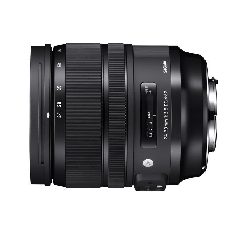 Sigma 24-70mm F2.8 DG OS HSM Art - Nikon AF Thumbnail Image 0