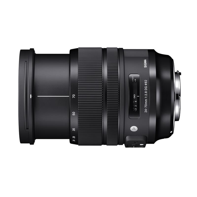 24-70mm F2.8 DG OS HSM Art - Sigma SA/SD Thumbnail Image 2