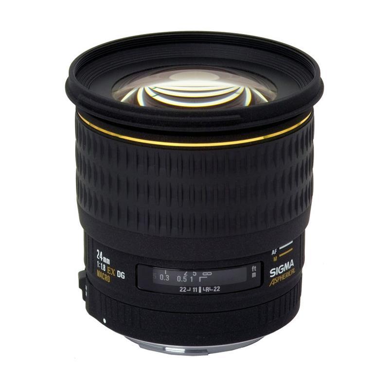 Sigma 24mm F1.8 EX DG - Canon EOS Image 1