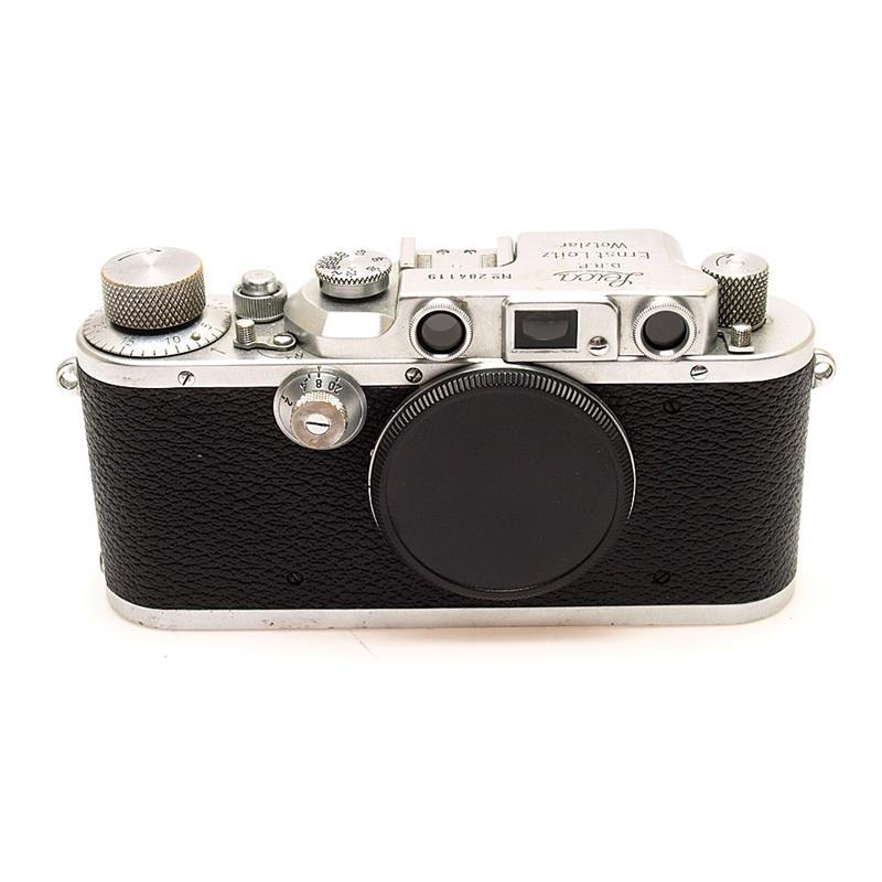 Leica IIIB Chrome Body Only Thumbnail Image 0
