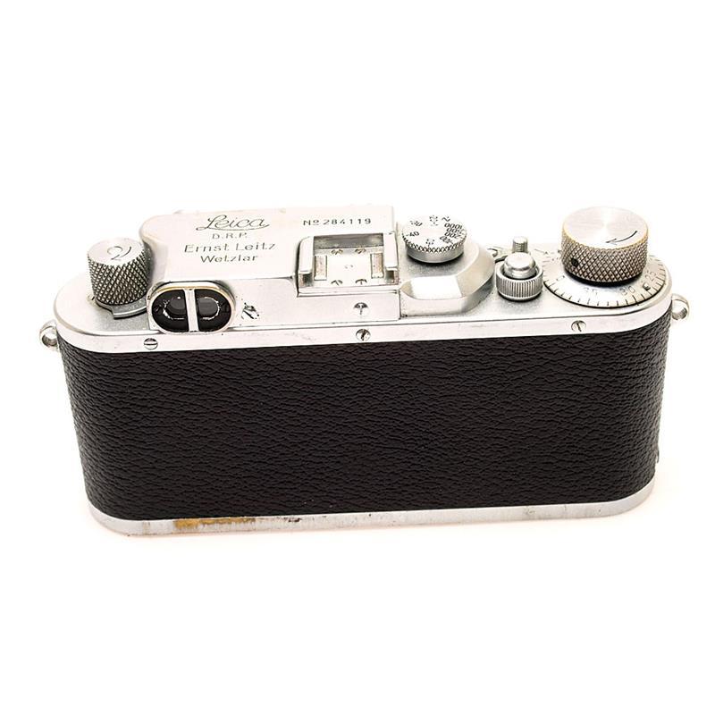 Leica IIIB Chrome Body Only Thumbnail Image 1