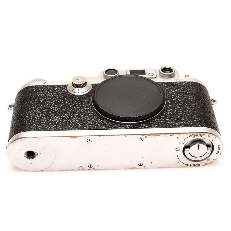 Leica IIIB Chrome Body Only Thumbnail Image 2
