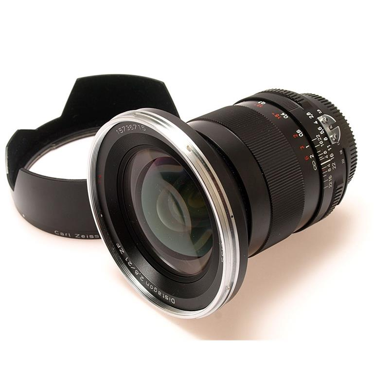 Zeiss 21mm F2.8 ZF Thumbnail Image 0
