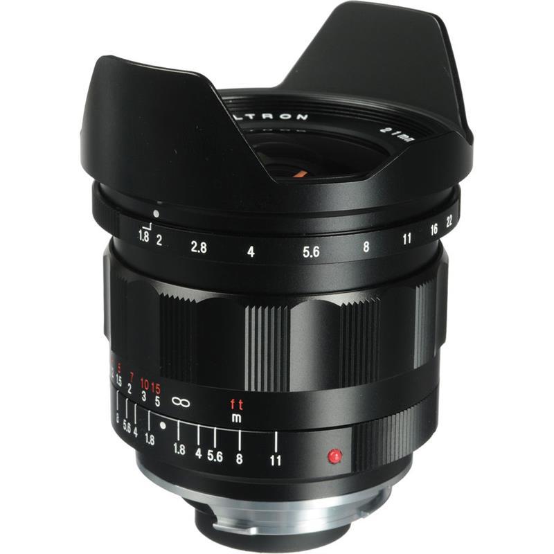 Voigtlander 21mm F1.8 VM Ultron Image 1