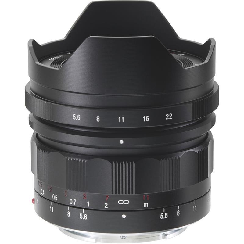 Voigtlander 12mm F5.6 Ultra Wide Heliar III Asph - Sony E Image 1