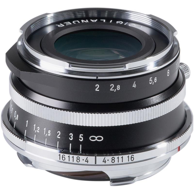 Voigtlander 35mm F2 VM Asph Ultron - Silver Image 1