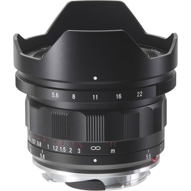 Voigtlander 75mm F1.5 VM Asph Nokton - Black Image 1
