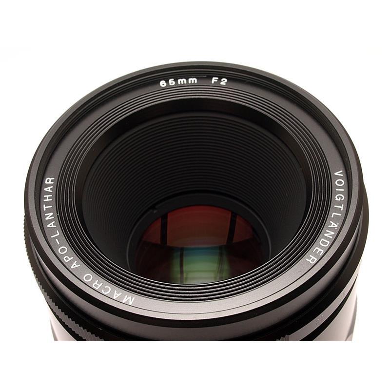Voigtlander 65mm F2 E-Mount Macro Apo - Sony E Thumbnail Image 1