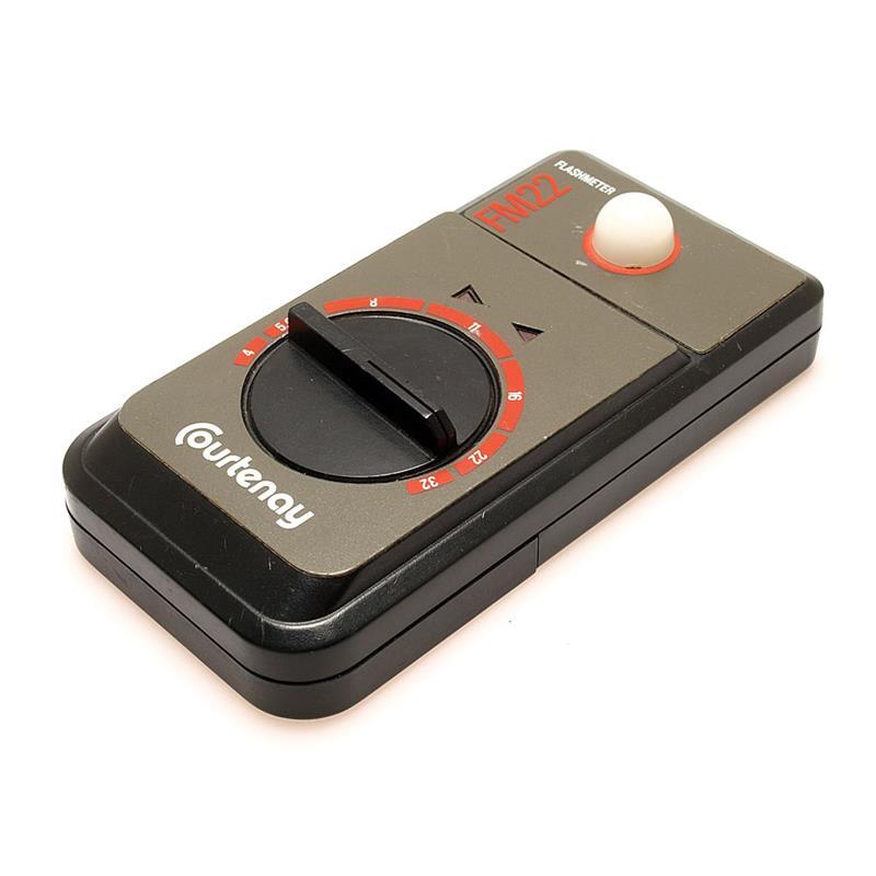 Courtenay FM22 Flashmeter Thumbnail Image 0