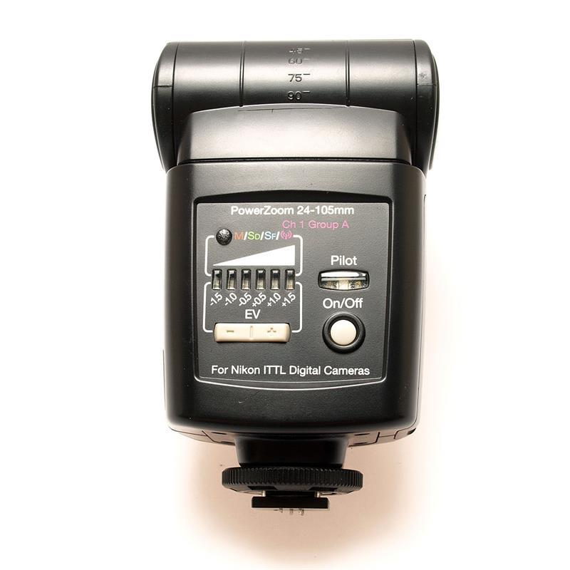 Nissin Di622 MkII Speedlite - Nikon AF Thumbnail Image 1