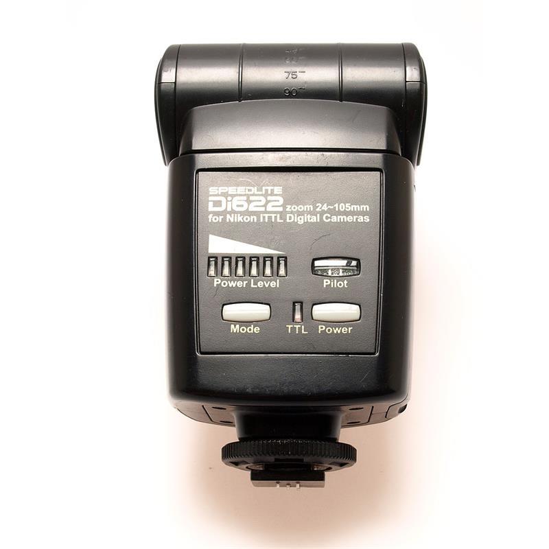 Nissin Di622 Speedlite - Nikon AF Thumbnail Image 1