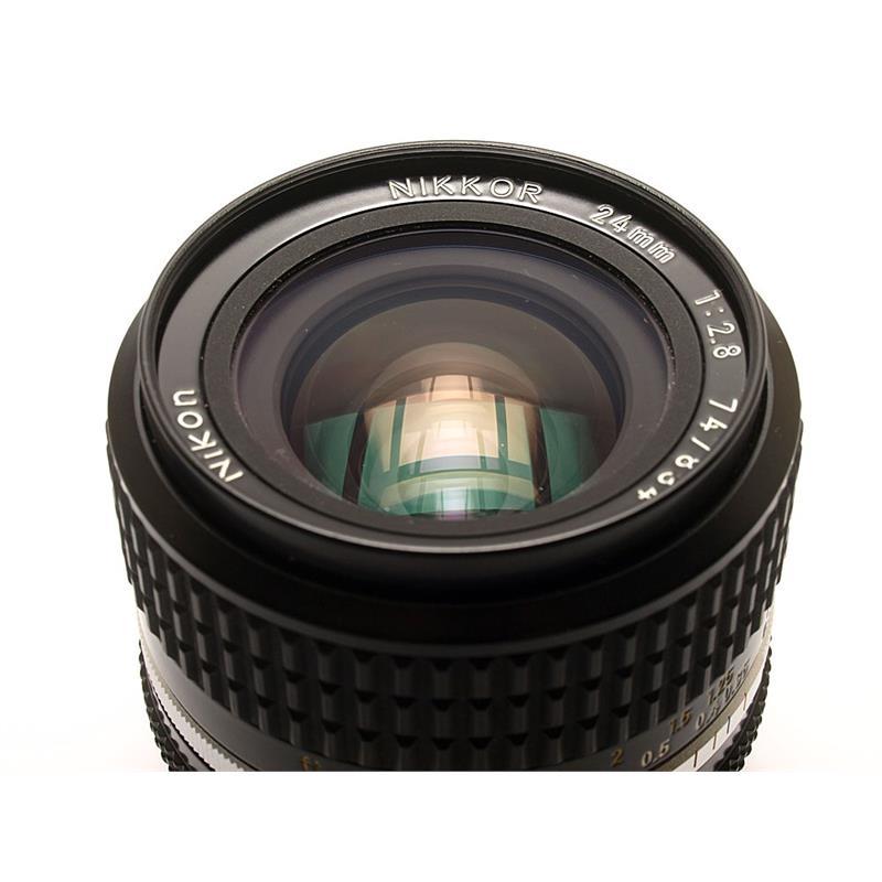 Nikon 24mm F2.8 AIS Thumbnail Image 1
