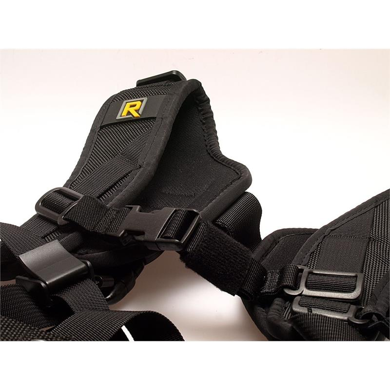 Black Rapid RS DR1 Double Harness Image 1