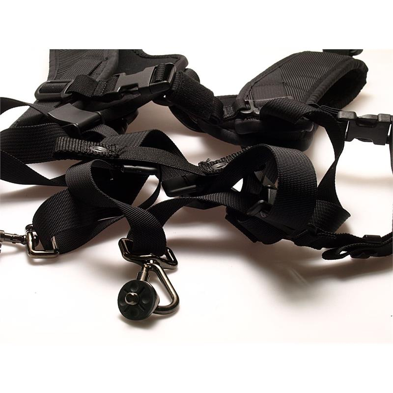 Black Rapid RS DR1 Double Harness Thumbnail Image 1