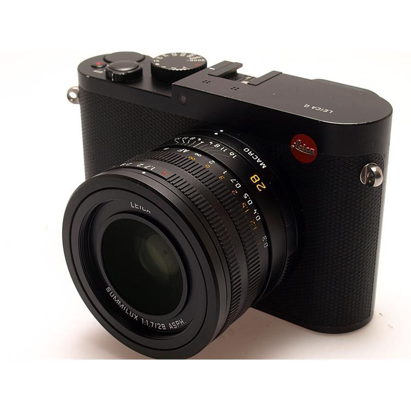 Leica Q (Typ 116) - Black Thumbnail Image 0
