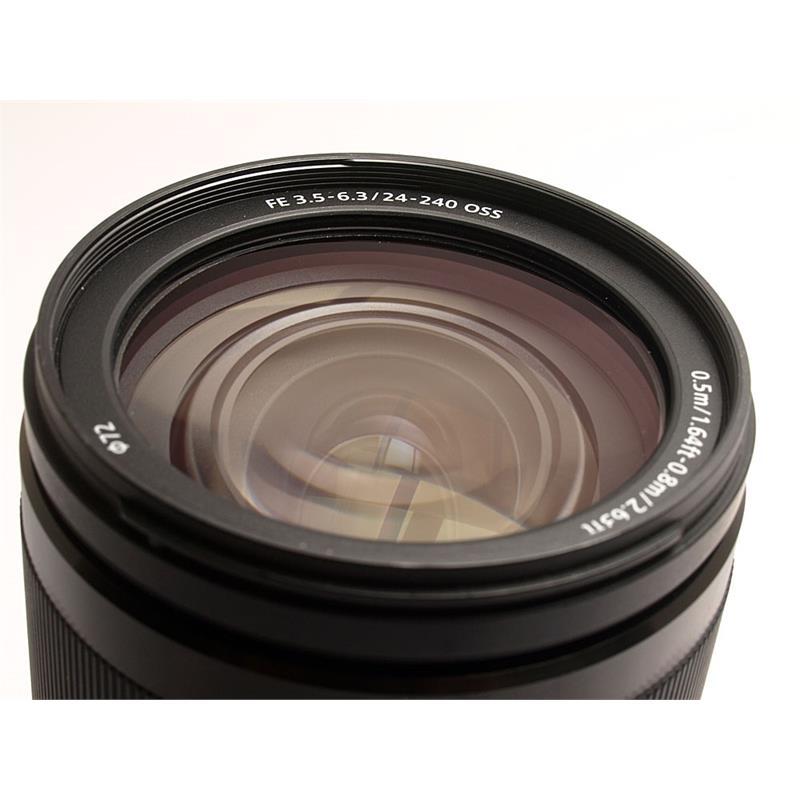 Sony 24-240mm F3.5-6.3 OSS FE Thumbnail Image 1