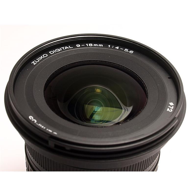 Olympus 9-18mm F4-5.6 ED Zuiko Thumbnail Image 1
