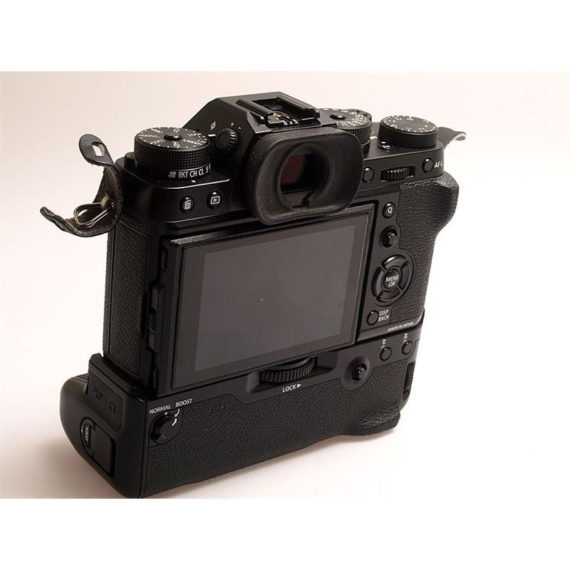 Fujifilm X-T2 Body + VPB-XT2 - Black Thumbnail Image 1