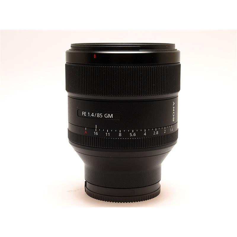 Sony 85mm F1.4 GM FE Thumbnail Image 0