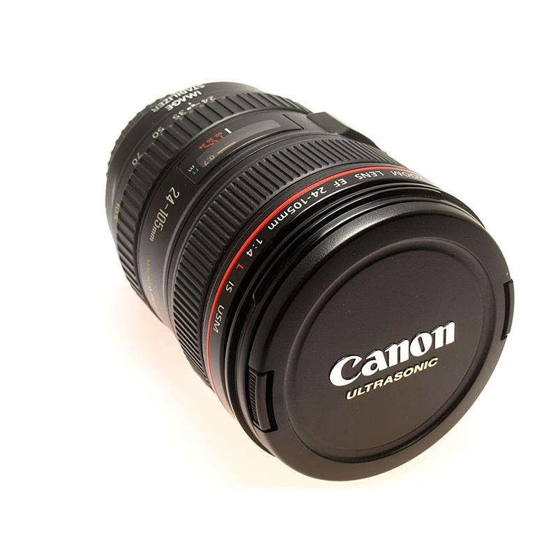 Canon 24-105mm F4 L IS USM Thumbnail Image 0