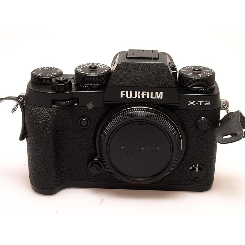 Fujifilm X-T2 Body Only - Black Thumbnail Image 0