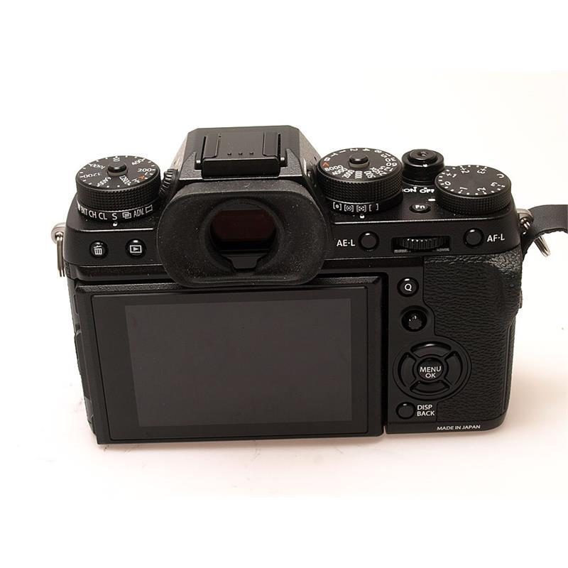 Fujifilm X-T2 Body Only - Black Thumbnail Image 1