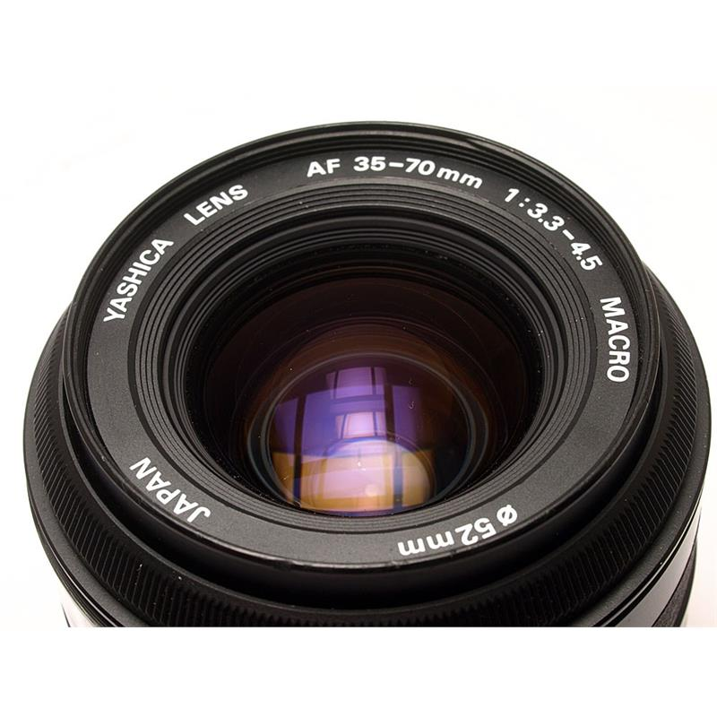 Yashica 35-70mm F3.5-4.5 AF Thumbnail Image 1