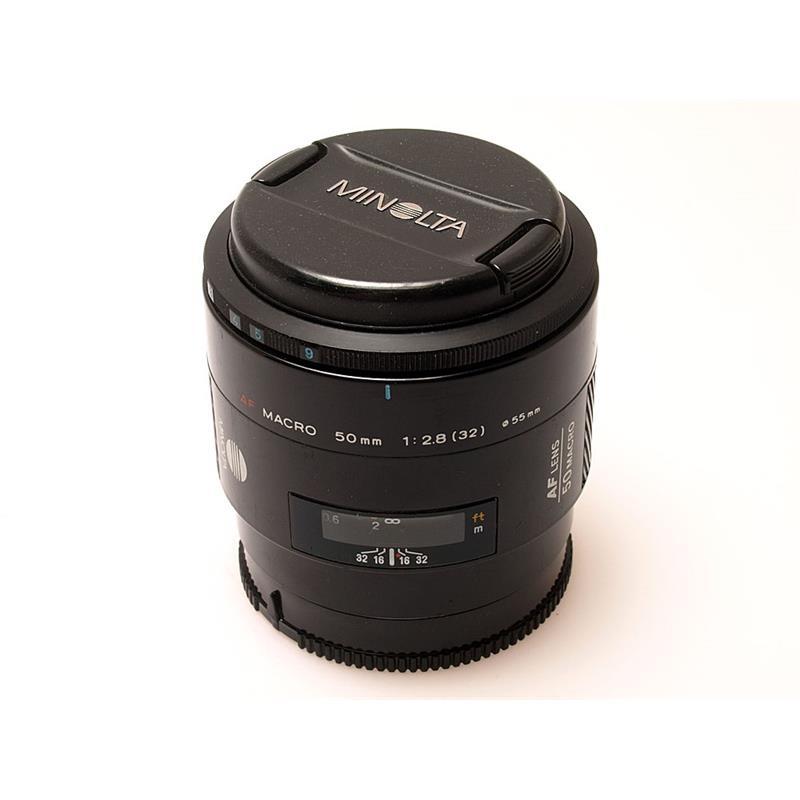 Minolta 50mm F2.8 AF Macro Thumbnail Image 0