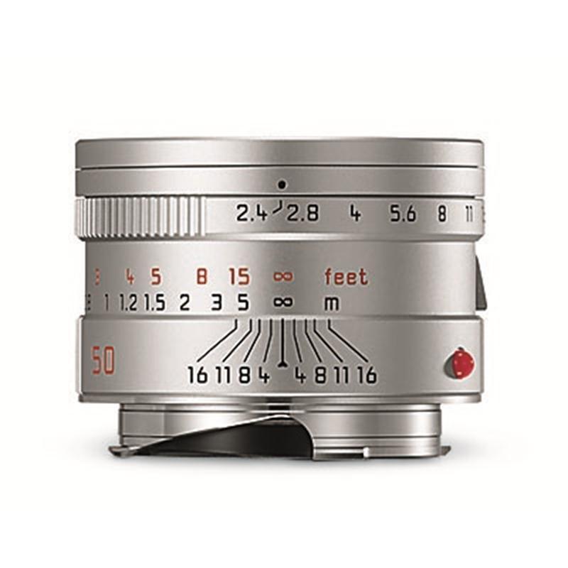 Leica 50mm F2.4 M Silver 6bit  Image 1