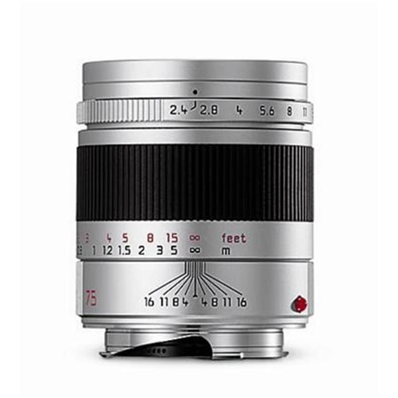 Leica 75mm F2.4 M Chrome 6bit Image 1