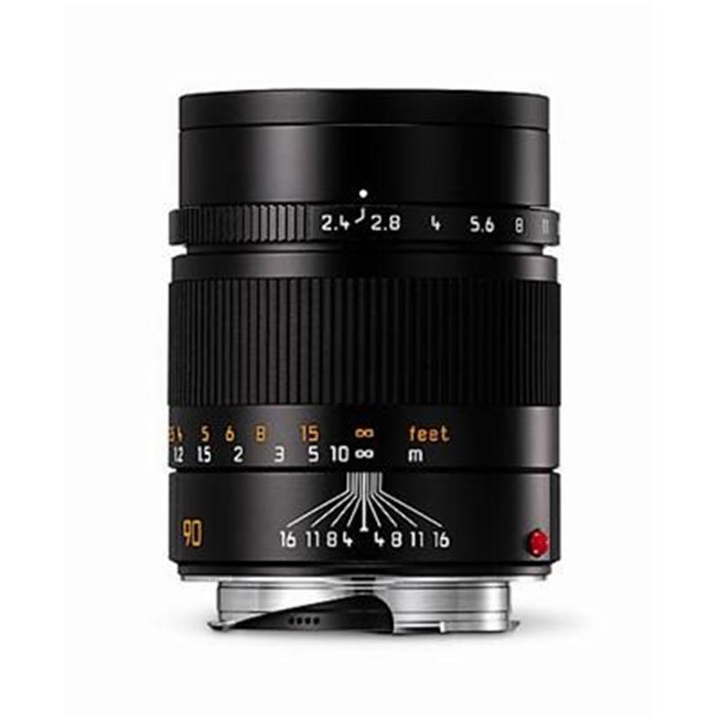 Leica 90mm F2.4 M Black 6bit  Image 1