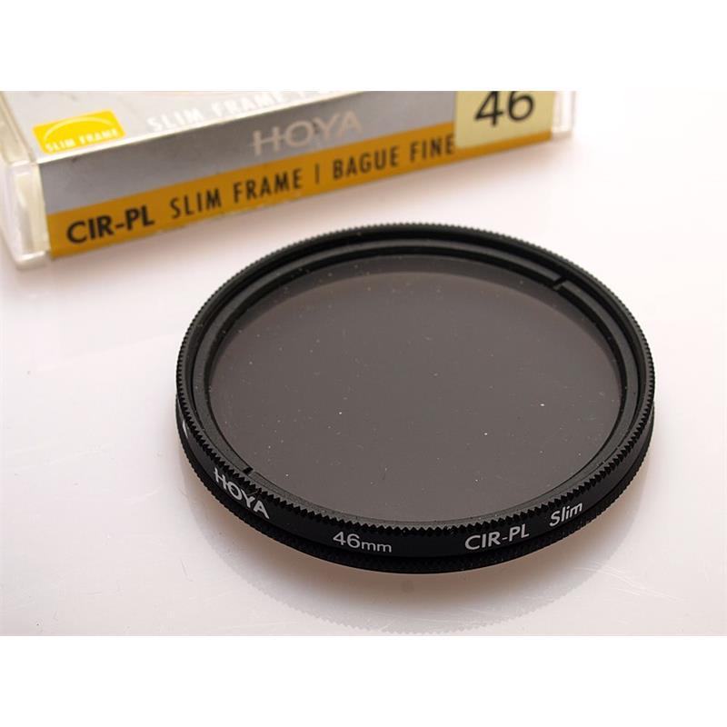 Hoya 46mm Circular Polariser - Slim Image 1