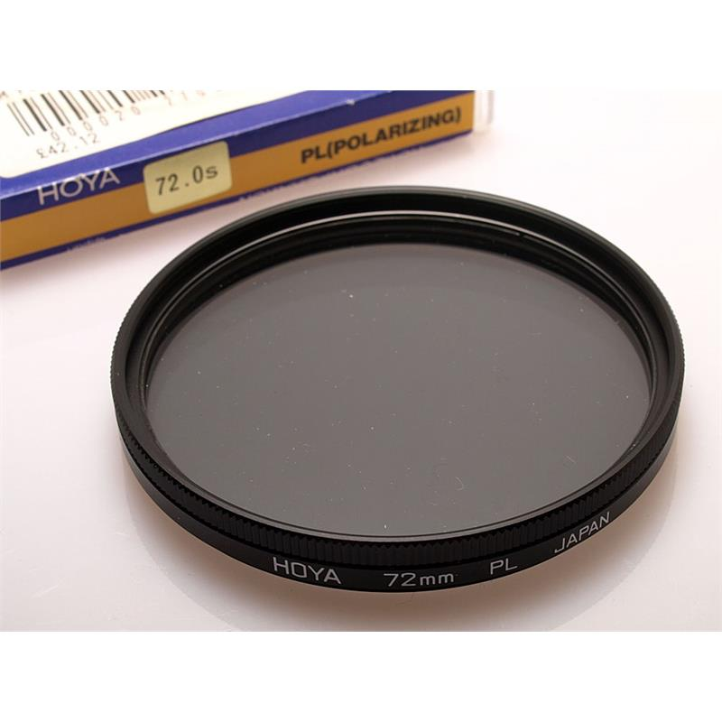 Hoya 72mm Circular Polariser Image 1