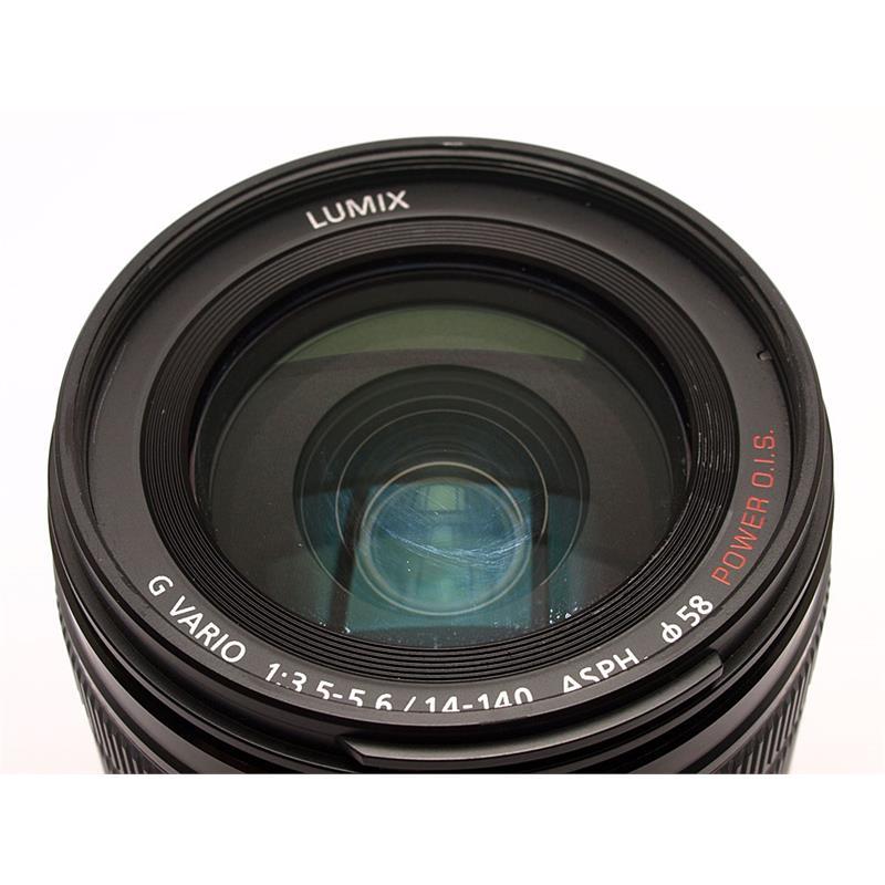 Panasonic 14-140mm F3.5-5.6 G OIS Thumbnail Image 1