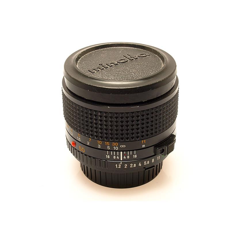Minolta 50mm F1.2 MD Thumbnail Image 0