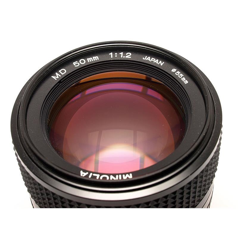 Minolta 50mm F1.2 MD Thumbnail Image 1