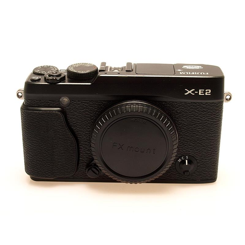 Fujifilm X-E2 Black Body Only Thumbnail Image 0