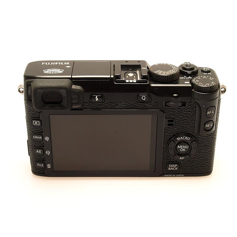Fujifilm X-E2 Black Body Only Thumbnail Image 1