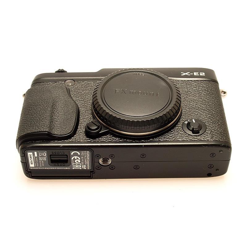 Fujifilm X-E2 Black Body Only Thumbnail Image 2