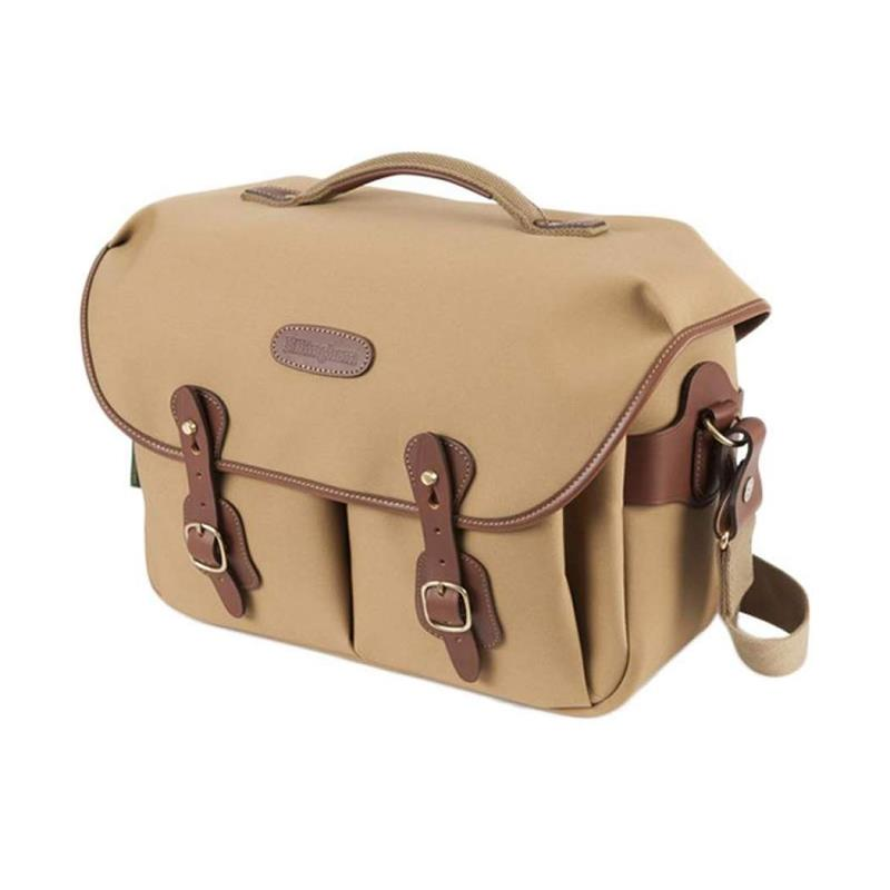 Billingham Hadley One - Khaki / Tan Leather Image 1
