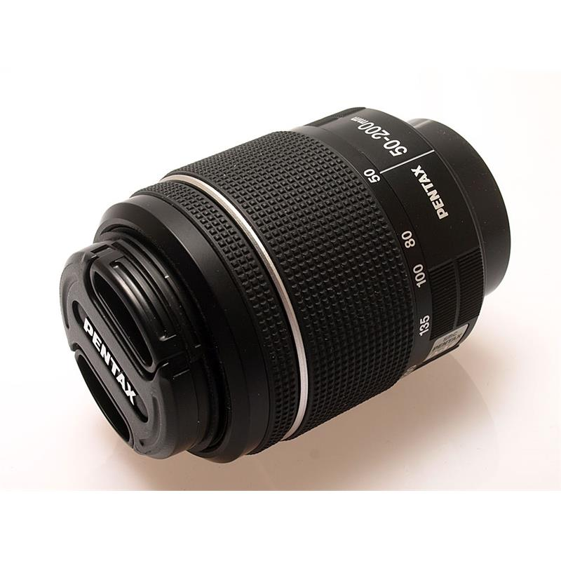 Pentax 50-200mm F4-5.6 DA ED WR Thumbnail Image 0
