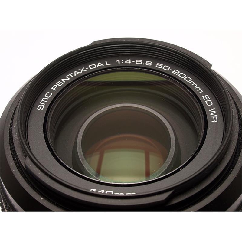 Pentax 50-200mm F4-5.6 DA ED WR Thumbnail Image 1