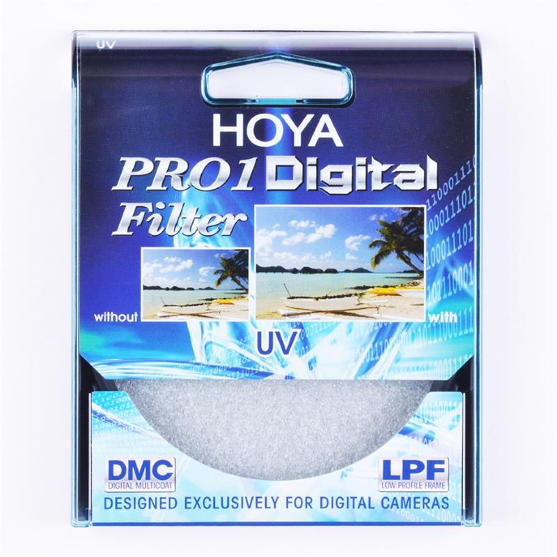 Hoya 62mm PRO1 Digital UV Image 1