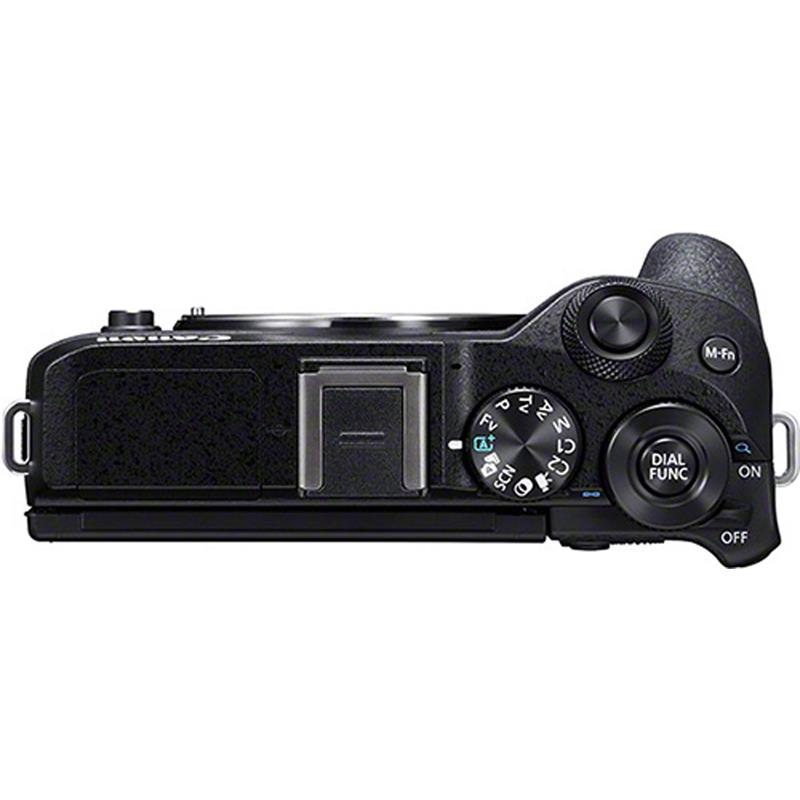 Canon EOS M6 II Body Only Thumbnail Image 2