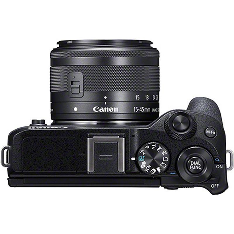Canon EOS M6 II + 15-45mm EF-M Thumbnail Image 2