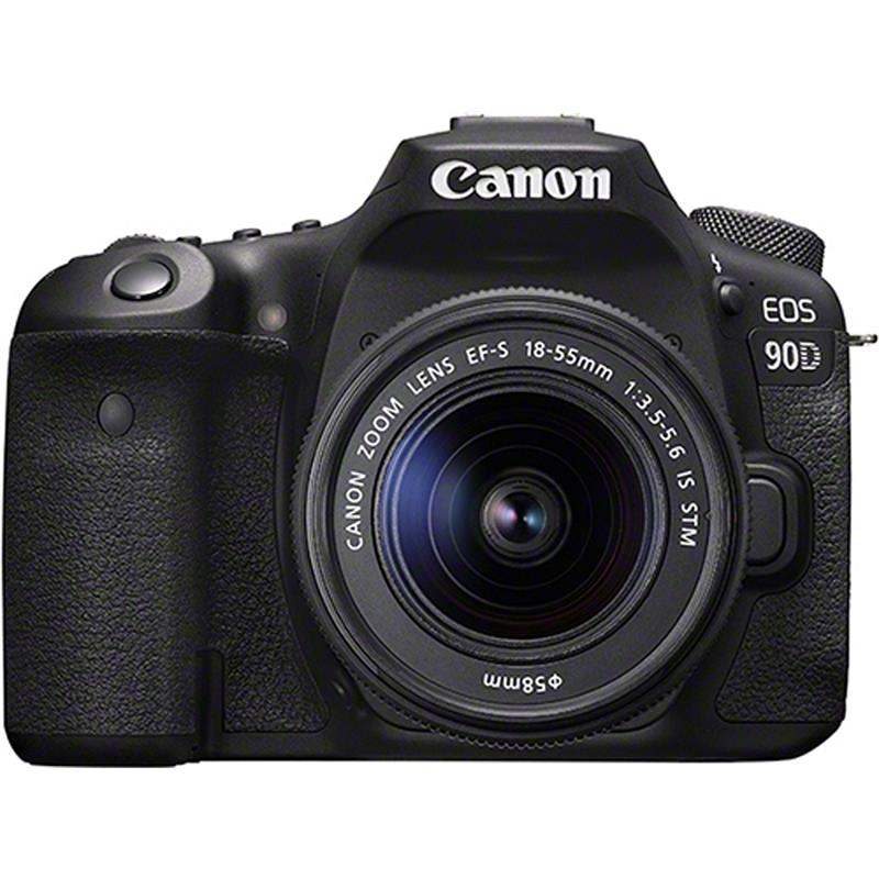 Canon EOS 90D + 18-55mm EF-S Thumbnail Image 0