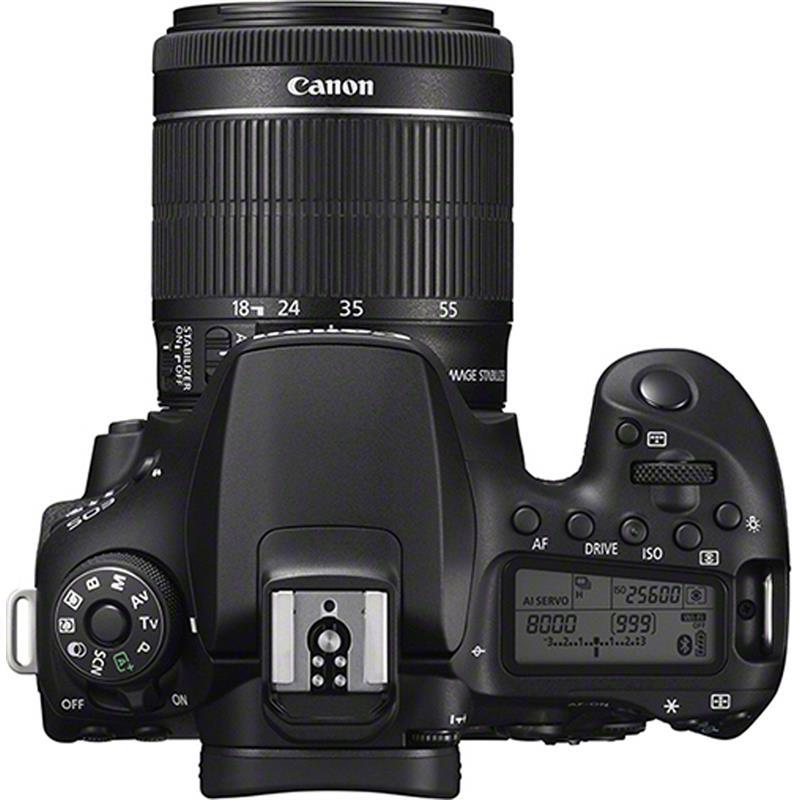 Canon EOS 90D + 18-55mm EF-S Thumbnail Image 1