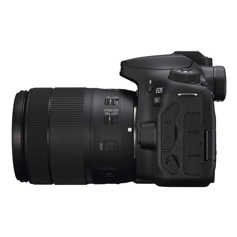 Canon EOS 90D + 18-135mm EF-S Thumbnail Image 2